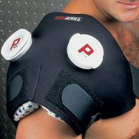 ProSeries Double Shoulder Ice Pack Wrap - 2 Ice Bags