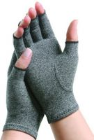 IMAK® Compression Open Finger Over-the-Wrist Hand Specific Pair Cotton / Lycra®