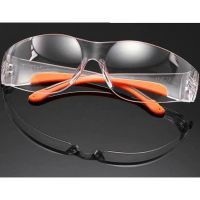 Protective Reusable Glasses with Reinforced Lens