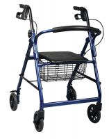 Freedom Rollator - Blue