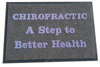 Chiropractor's Floor Mat