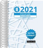 ChiroCode DeskBook for 2021