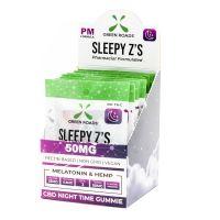 Green Roads® CBD Sleepy Z's - 50 mg (25 mg 2/pk), Box/10