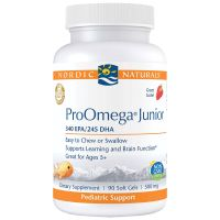 Nordic Naturals® ProOmega® Junior - 90 Soft Gels