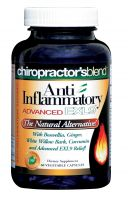Chiropractor's Blend™ Anti-Inflammatory Advanced EXL9 - 60 Capsules