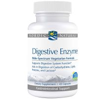 Nordic Naturals® Digestive Enzyme – 45 Capsules