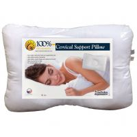 100% Chiropractic Cervical Support Pillow