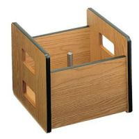Stockroom Crate Weight Box with Hand Grip Slots