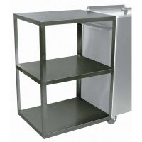 Stainless Side Table For Hydrocollator