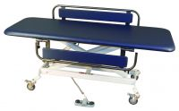 """Changing Table With Side Rails - 72"""" Top"""