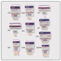 "Coverlet Adhesive Dressing - Knuckle Bandage, 1.5"" x 3"""