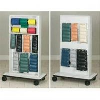 Mobile Cuff Weight & Band Rack - Each
