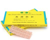 Mac Needles - Mac Disposable Acupuncture Press Needles .20mm x 1.5mm
