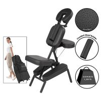 Master® Massage The Husky Apollo™ XXL Portable Massage Chair Package