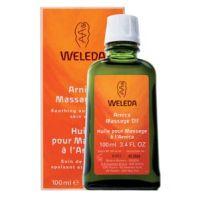 Weleda Arnica Massage Oil 3.4 Oz