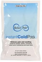 "Relief Pak Instant Cold Pack 6"" X 9"" - Each"