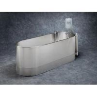 Whitehall Low-Boy Whirlpool 105 Gallons, Stainless Steel