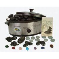 Stone Facial Massage Pkg 45 Stones, 120V Htr & Dvd