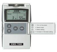Digital EMS 7500  - Dual Channel & 3 Modes