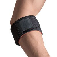 Thermoskin Sport Tennis Elbow Brace - Black - One Size Fits Most