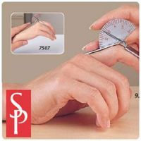 """Small Joint Goniometer - 6"""""""