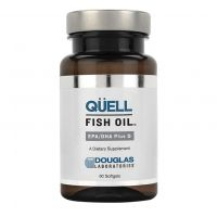 Douglas Labs® Quell Fish Oil ® - EPA/DHA Plus D - 60 Softgels