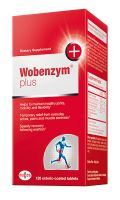 Douglas Labs® Wobenzym ® Plus – 120 Enteric-Coated Tablets