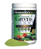 Chiropractor's Blend Natural Greens 3000 10.79 Oz