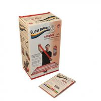 Sup-R Band®, latex-free, 5-foot Singles®, 30 piece dispenser