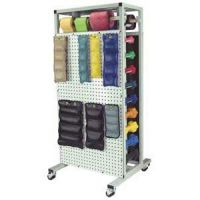 Combo Weight Storage Rack-Mobile 500# Cap