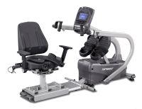 Spirit Fitness Medical Wheelchair Access Stepper