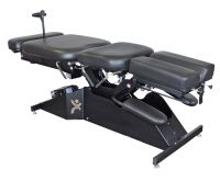 TradeFlex E9017 Manual Flexion Table - Chiropractic Distraction Table