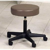 Stool With Black Base