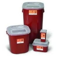 Sharps Container 1 Gallon Stackable Each