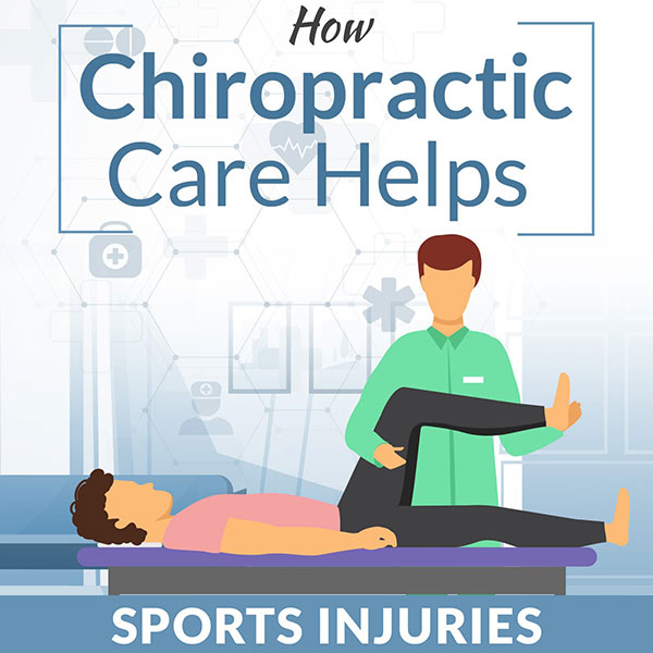 How Chiropractic Care Helps Sports Injuries