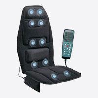 10-Motor Massage Seat Cushion