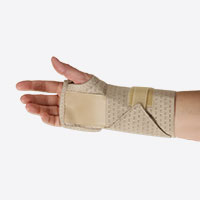 Core® Bilateral Cock-Up Wrist Brace With Removable Palmer Spoon