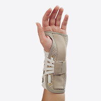 Scott Specialties Deluxe Cock-Up Wrist Splint & Support Brace