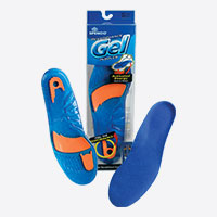 Spenco Gel Insoles