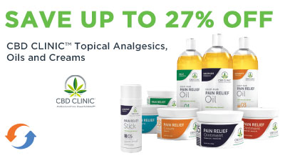 CBD CLINIC June Promotion