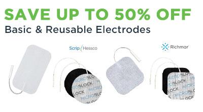 50 Off Electrodes