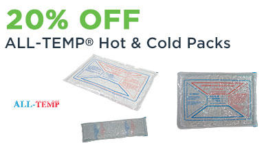 All Temp Hot and Cold Packs