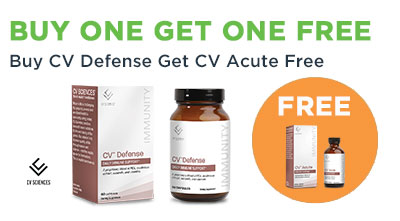 Buy CV Defense get CV Acute Free