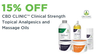 CBD Clinic Analgesics and Oils