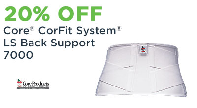 Orthopedics - CoreFit LS Back Support