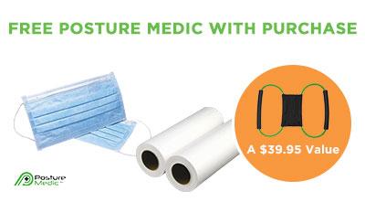 Free PostureMedic with Purchase