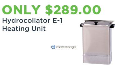 Hydrocollator E-1 Heating Unit