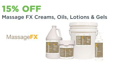 Massage FX Lubricants