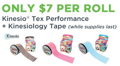 Orthopedics - Kinesio Tape Tex Performance