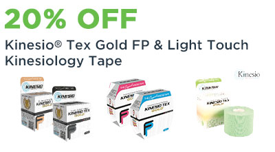 Kinesio Tex Gold Tape Sale